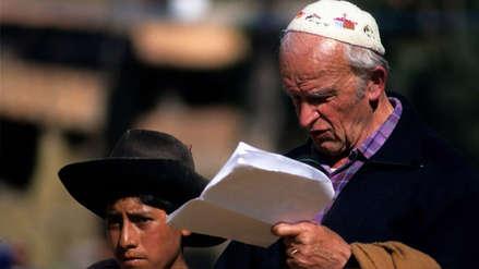 Áncash llora la partida de sacerdote italiano Ugo De Censi y le rinde homenajes
