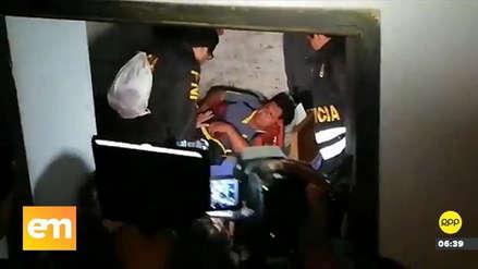 Alcalde de Lunahuaná fue detenido en megaoperativo contra organización criminal