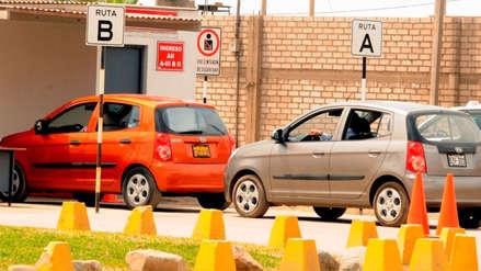 MTC cierra el centro de emisión de licencias de conducir en Conchán