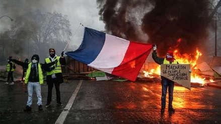 Gobierno francés cedió a presión de los