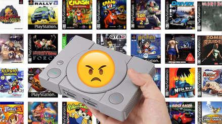 PlayStation Classic | Descubre los 36 juegos ocultos adicionales en la consola