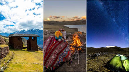 Una aventura desde la Laguna de Oro a Huchuy Qosqo llena de paisajes y experiencias imperdibles