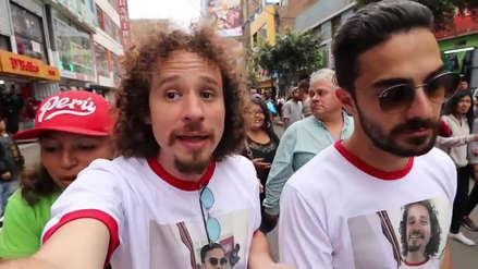 Luisito Comunica y CNN Chile en disputa por un video grabado en Perú