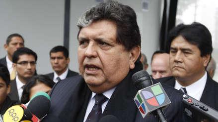 Fiscalía cita a Alan García para el 7 de enero por la concesión de terminal del Callao