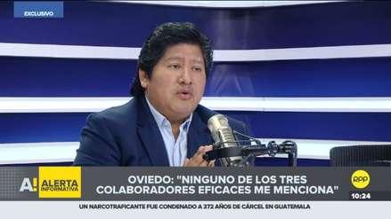 """Edwin Oviedo: """"No tengo intención de fugarme"""""""