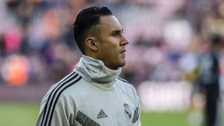 Real Madrid | Keylor Navas no quiere seguir y ya le hizo este pedido a la dirigencia