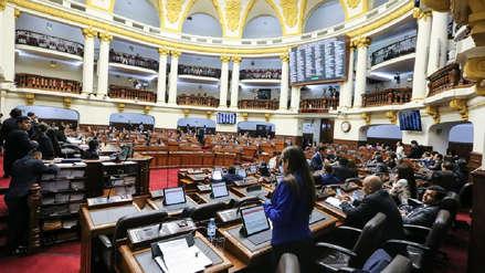 Congreso aprueba proyecto que incorpora el delito de financiamiento ilegal en el Código Penal