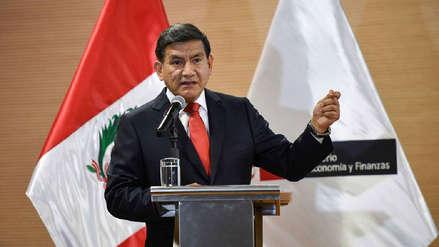 Ministro Morán: El secretario de Alan García me pidió reforzar la seguridad del expresidente
