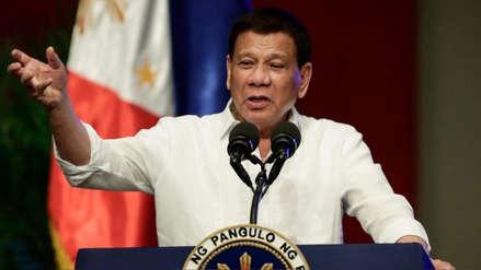 Presidente de Filipinas llama a matar obispos católicos porque