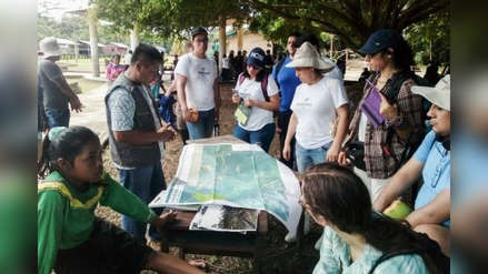 Comunidades indígenas de Ucayali combaten la deforestación empleando nuevas tecnologías
