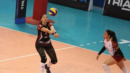 Liga Nacional Superior de Voleibol: jugadora de Sporting Cristal estaría participando de forma irregular