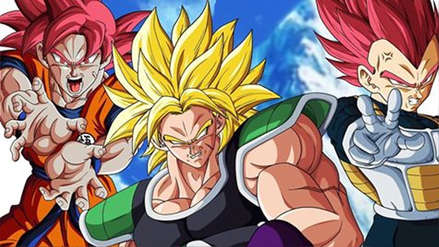 dragon ball super broly it is confirmed that broly and goku