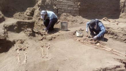 Descubren más de 30 tumbas de la cultura Lambayeque y ofrendas de Chimú