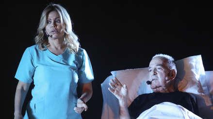 Gisela Valcárcel regresó a los escenarios de la mano de 'Chema' Salcedo [FOTOS]