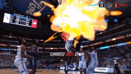 Overwatch: Jugadores de un equipo de la NBA se fusionan con personajes del shooter en divertido video