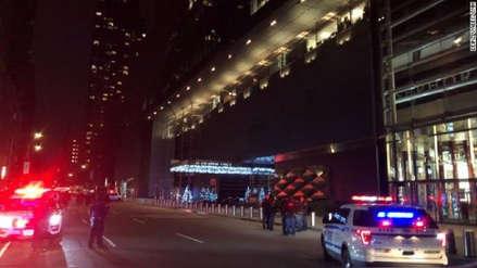 Oficinas de CNN en Nueva York fueron evacuadas por amenaza de bomba