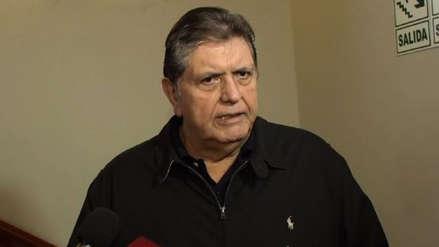 Fiscalía abrió investigación preliminar por el supuesto 'chuponeo' a Alan García