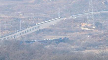 Imágenes satelitales revelan la extensión de una base de misiles de Corea del Norte