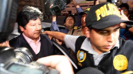 Edwin Oviedo | ADFP se pronunció tras detención del presidente de la Federación Peruana de Fútbol