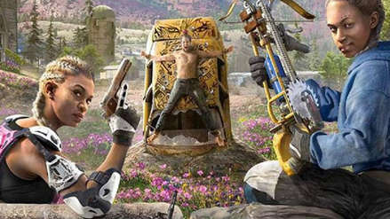 Ubisoft presenta Far Cry: New Dawn