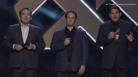 The Game Awards 2018 | Las cabezas de PlayStation, Xbox y Nintendo abrieron la ceremonia