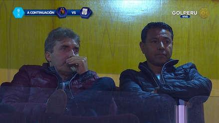 Selección Peruana: comando técnico de Ricardo Gareca asistió al partido entre Alianza Lima y Melgar