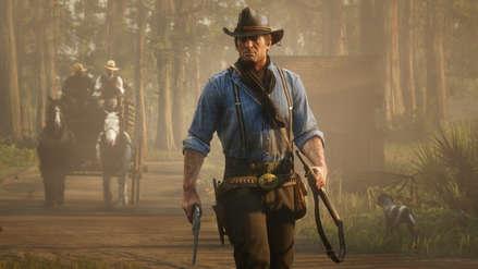 Red Dead Redemption 2 gana el premio al Videojuego con Mejor Narrativa