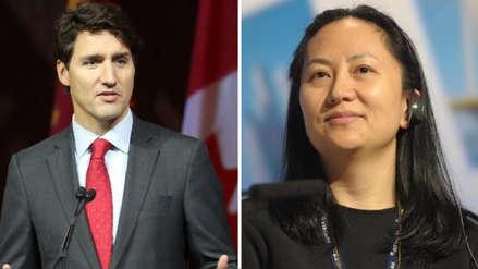 Justin Trudeau negó