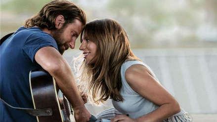 Globos de Oro 2019: Lady Gaga y Bradley Cooper lideran las nominaciones en drama