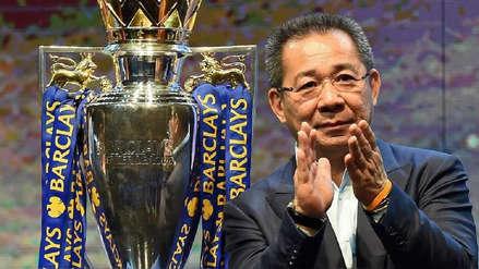 Leicester City | Revelan la causa del accidente de helicóptero en el que falleció dueño del club