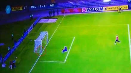 Melgar vs. Alianza Lima: Christofer Gonzales y el gol que el árbitro no validó   VIDEO