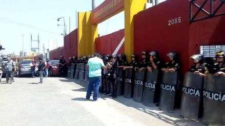 La Fiscalía interviene las oficinas de la FPF en la Videna tras la detención de Oviedo