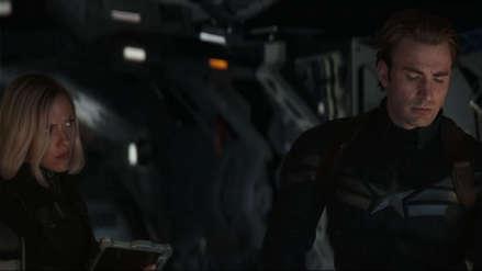 Así reaccionaron el Capitán América y los demás Avengers con el tráiler de