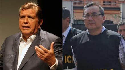 Alan García arremete contra su exviceministro Jorge Cuba