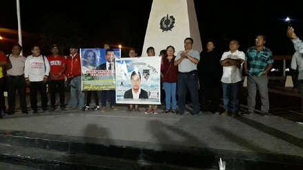 Trabajadores de Tumán celebran dictamen de prisión preventiva contra Oviedo