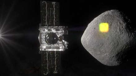 Nave de la NASA llegó a Bennu, el misterioso asteroide que informará sobre el origen de la vida