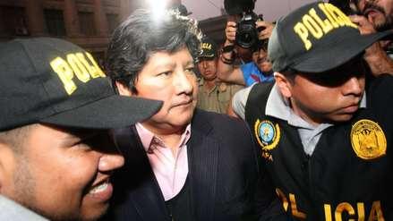 Cinco claves para entender la detención preliminar de Edwin Oviedo