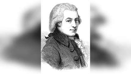 Mozart, el genio de la música que murió a los 35 años por causas desconocidas