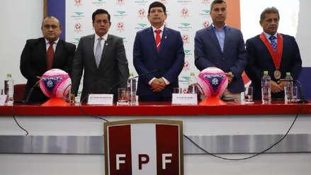 Agustín Lozano asumió la presidencia de la Federación Peruana de Fútbol tras detención de Edwin Oviedo