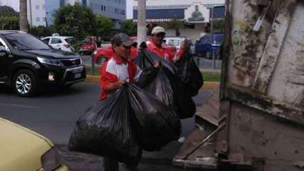 En Chiclayo solo recogen basura en hospitales y colegios como medida extrema