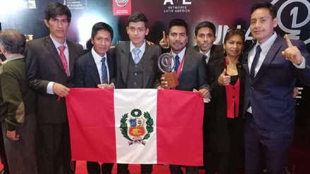 Peruano logró el segundo lugar en importante concurso de la cadena History Channel