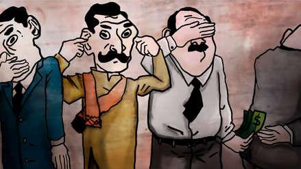 La corrupción, entre lo individual y lo grupal