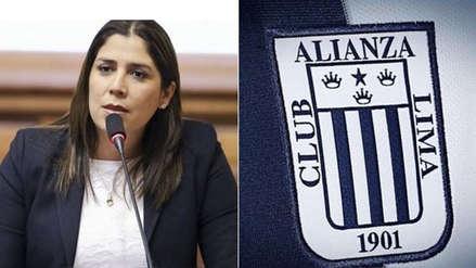 Alianza Lima | Ursula Letona: