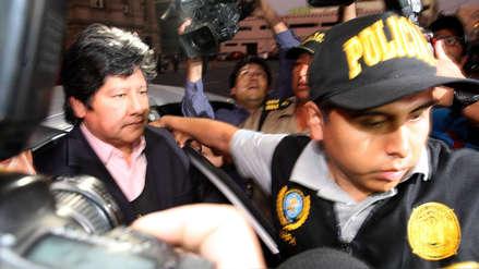 Poder Judicial dicta 18 meses de prisión preventiva contra Edwin Oviedo