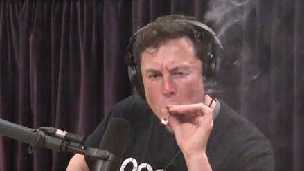 "Elon Musk asegura que ""no fuma marihuana o cualquier otra cosa"""