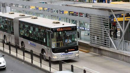 Metropolitano incrementará buses durante el Referéndum 2018
