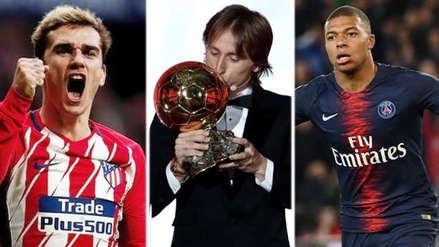 Balón de Oro: los 10 jugadores que pueden ganar el trofeo en los próximos años