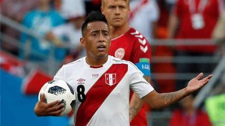 Selección Peruana: Christian Cueva negó haber cometido acto de indisciplina