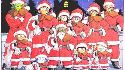 Dragon Ball FighterZ | Obtén gratis los aspectos navideños para 10 personajes