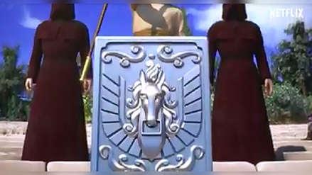 Saint Seiya Netflix: Nuevo trailer liberado